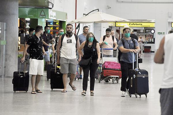 Em dezembro, Aeroporto de Natal registrou a alta, alcançando 155 mil usuários e 1.340 mil voos, segundo dados da Inframérica