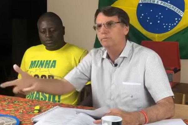 Jair Bolsonaro está sem partido desde que deixou PSL