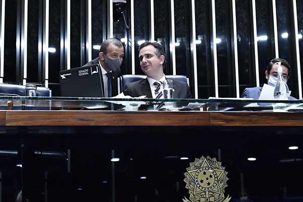Rodrigo Pacheco destacou que a PEC precisa agora ser analisada na Câmara dos Deputados