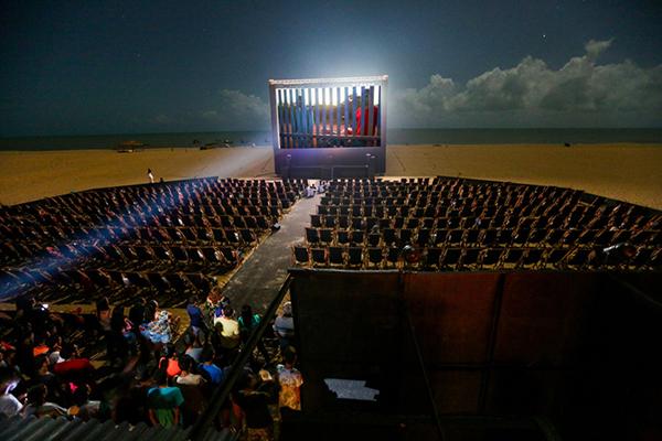 Festival que colocou São Miguel do Gostoso no mapa do audiovisual nacional não pôde levar telão e cadeiras à praia em 2020. Expectativa é de que volte a ser presencial em novembro deste ano
