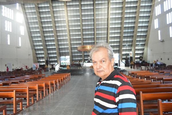 Marconi Grevi, arquiteto da Catedral Metropolitana de Natal, morreu aos 76 anos