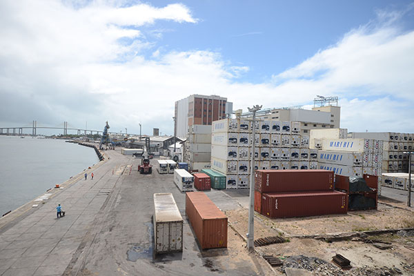 No mês passado, as exportações somaram US$ 16,183 bilhões, uma alta de 3,9% ante fevereiro/ 2020