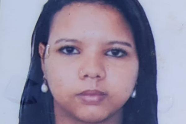 Alice Melo, 19 anos, vítima