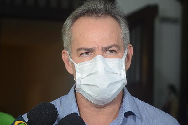 Luís Murillo fez apelo para que municípios não enviem grávidas