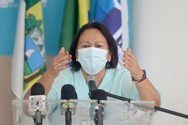 Governadora detalhou novo decreto em coletiva nesta sexta-feira