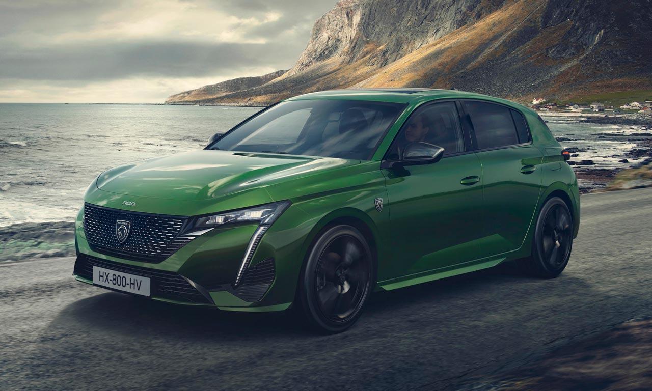Hatch médio da Peugeot virá equipado com assistentes de direção, novo visual e duas opções com motorização híbrida plug-in. Versões gasolina e diesel continuam no portfólio na Europa