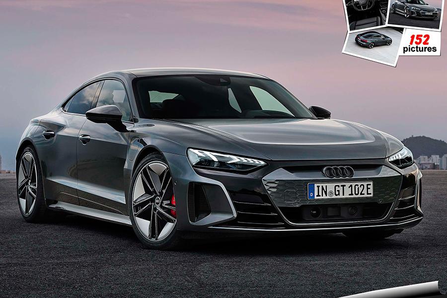 A Audi amplia o número de concessionárias dos modelos e-tron e confirma para este mês o início da pré-venda do automóvel 100% elétrico RS e-tron GT