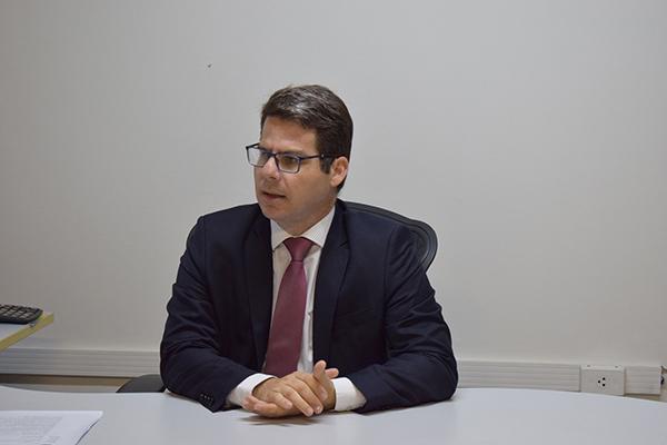 Juiz Bruno Lacerda negou pedido de suspendão feito pelo Estado