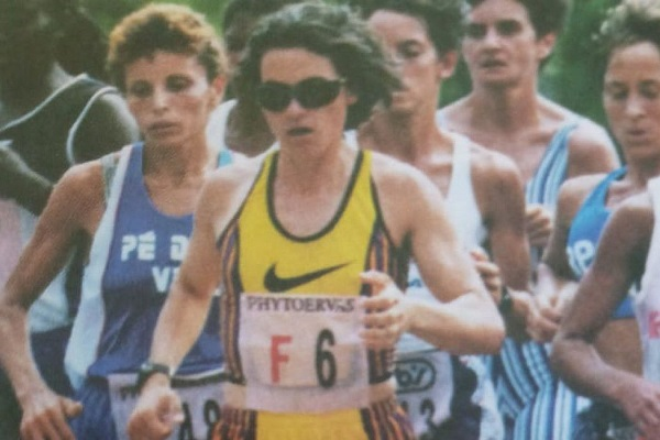 Atleta olímpica em Atlanta, Roseli Machado estava internada e intubada em Curitiba