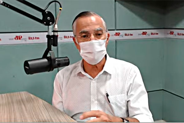 Secretário de Turismo de Natal, Fernando Fernandes, diz que setor não aguenta mais restrições