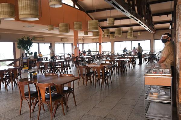 Vendas no setor de bares e restaurantes cresceram 81,54% ante agosto de 2020, na média diária