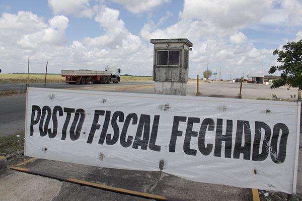 Posto Fiscal foi fechado há quase dez anos e o Rio Grande do Norte ficou sem um dos mais importantes equipamentos de fiscalização de cargas e animais em trânsito