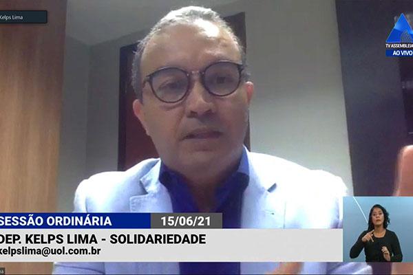 Kelps Lima disse que serão feitas adequações no pedido da CPI