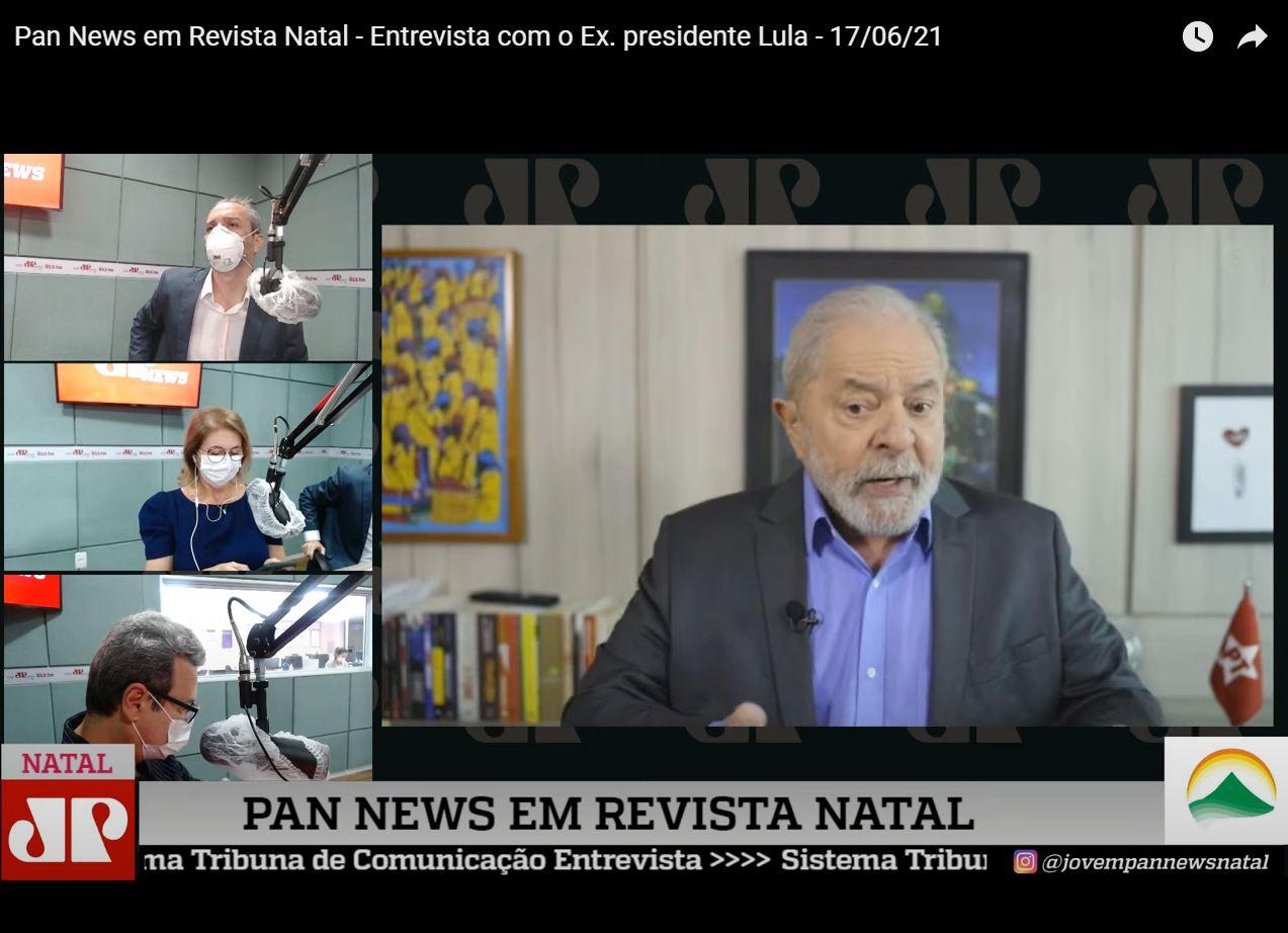 Ex-presidente Lula não descarta apoio de partidos que apoiaram saída de Dilma