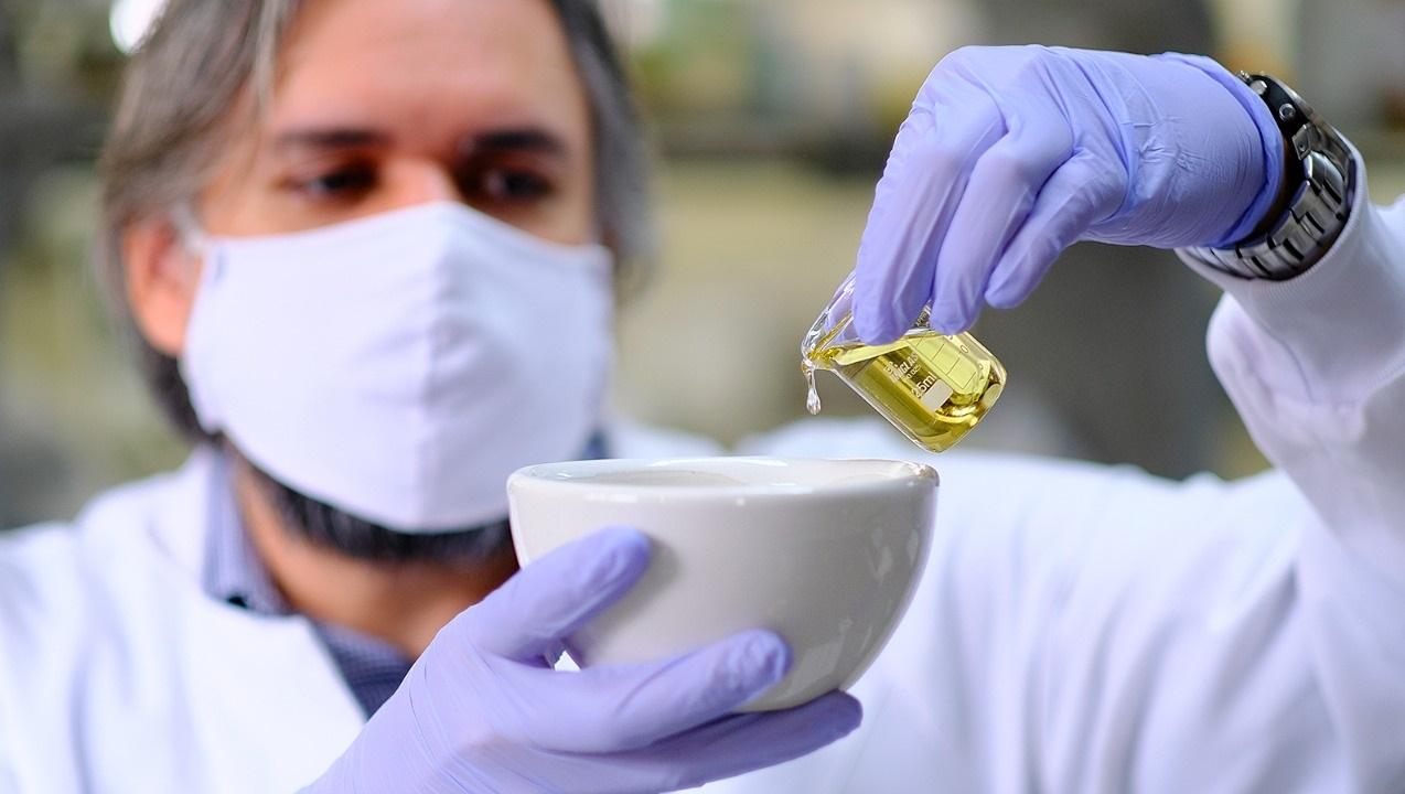 Patente para um óleo: nova tecnologia da UFRN é alternativa terapêutica como anti-inflamatório