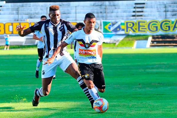 Negueba é um dos destaques do Globo