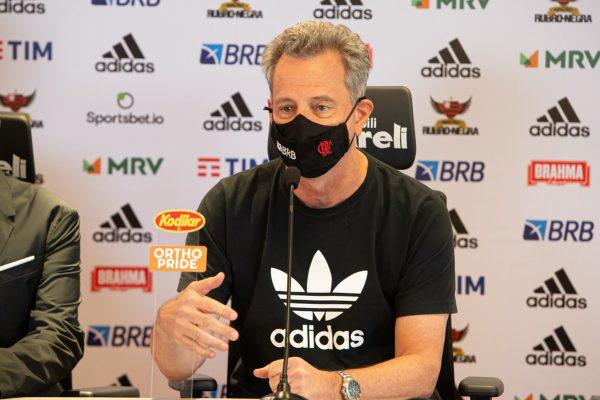 Rodolfo Landim quer liberar torcida também no Rio de Janeiro