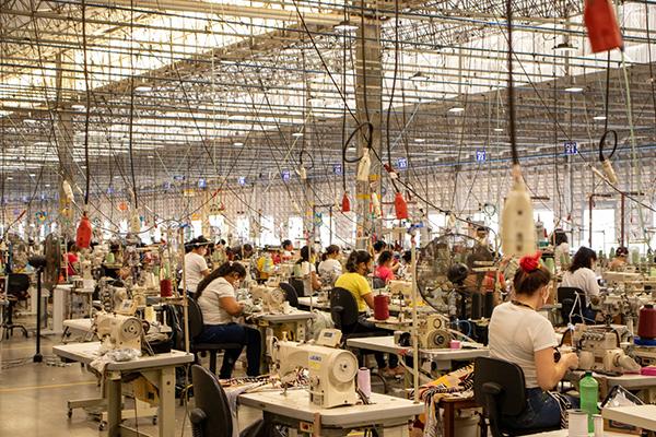 No ano passado, Guararapes já tinha contratado 1.369 pessoas