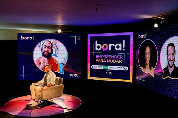 Bora Empreender visa colaborar com novos empreendedores na área cultural