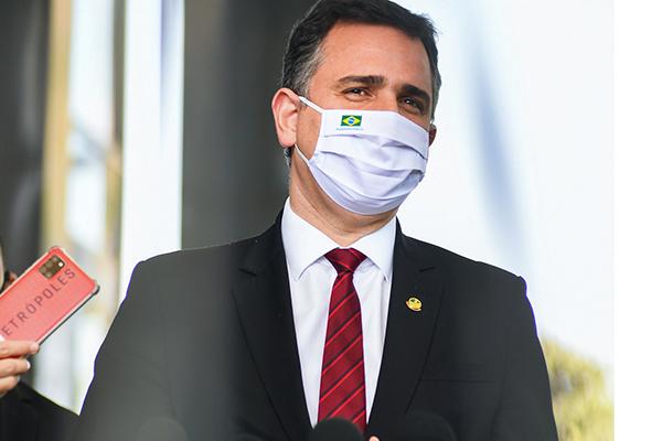 """Rodrigo Pacheco afirmou que a MP tinha dispositivos que """"atingiriam o processo eleitoral"""""""