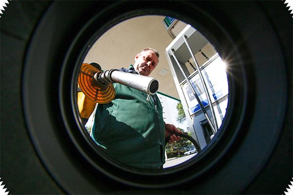 Nas últimas quatro semanas, o preço da gasolina comum teve redução de 2,72% no Estado