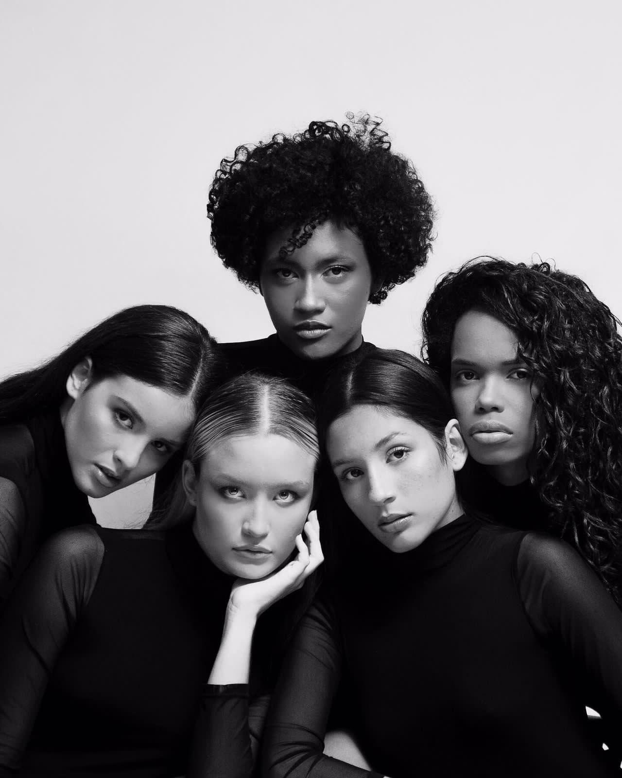 Yasmin Moreno, Melissa Maribondo, Hellen Rocha, Camilly Vitória é Gabriela Alves