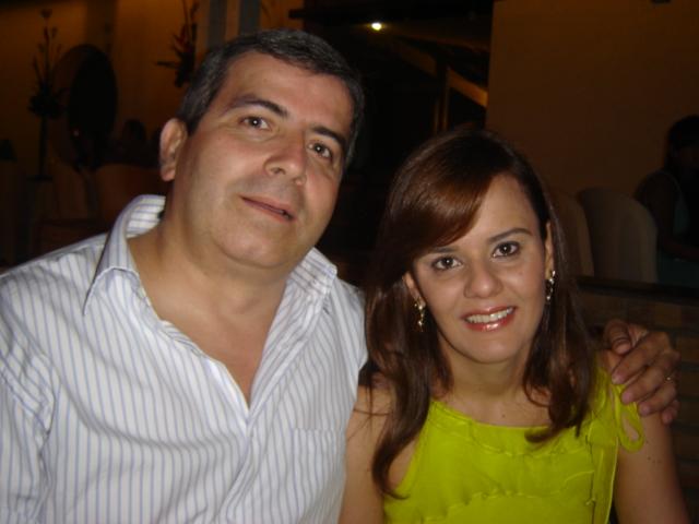 #TBT pré-pandemia com a presença do casal Marcos Procópio/Fafá Faustino, na festa de 40 anos do empresário Marcelo Alecrim, no Iate Clube Natal.