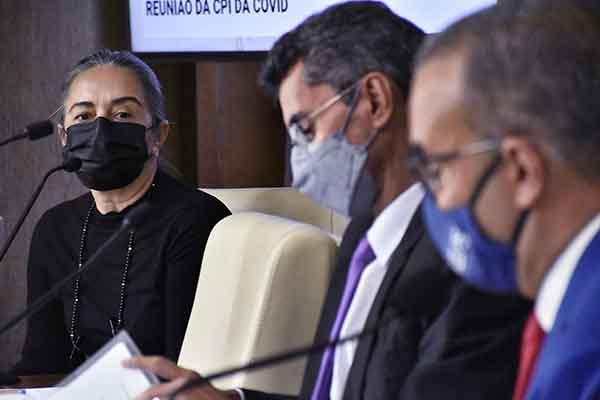 Magaly Cristina, diretora do Lacen, será reconvocada pela Comissão