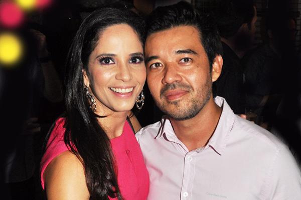 4 – Isabella Monte e Pedro Syoko em evento em Natal