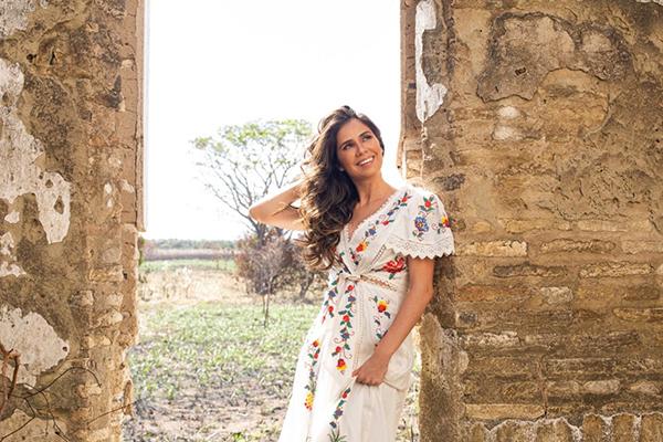 Tanda interpreta canção desde 2019, quando a incluiu na 1ª edição da Roda Potiguar de Forró