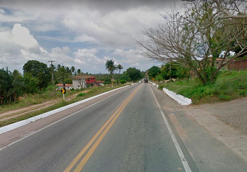 Acidente ocorreu na altura do município de Tangará