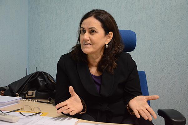 """Virgínia Ferreira confirmou a discussão mas disse que proposta ainda é """"incipiente"""""""