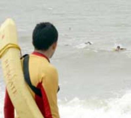 BUSCAS - Bombeiros não encontraram corpos desaparecidos após afogamento