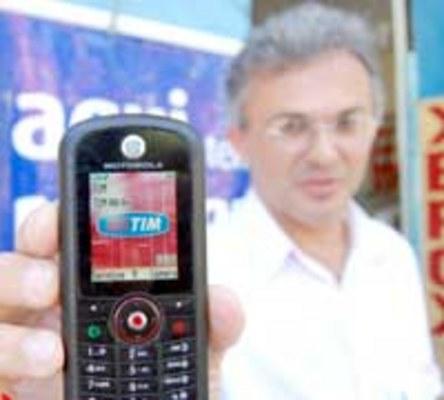 TELEFONIA - Falha ocorreu segundo a instabilidade da rede, segundo a TIM