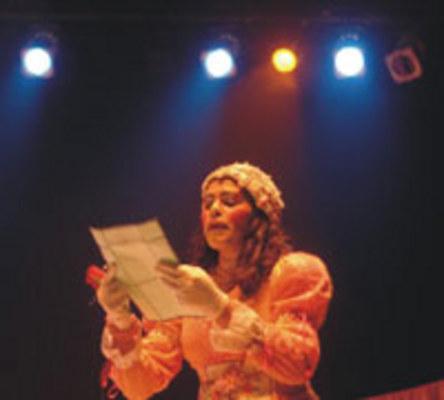 """PRÊMIO - Ludmila Albuquerque vive papel de Roxana em """"A Peleja do Amor..."""""""