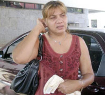 VIOLÊNCIA - Elizama Borges diz que o filho havia deixado as drogas há um mês