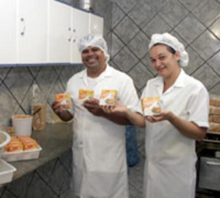 SUCESSO -  A marca Natalis Sanduíches é distribuída hoje para 50 pontos de venda em Natal