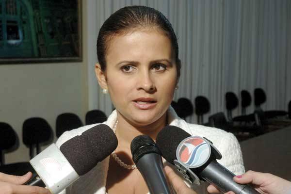 Micarla de Sousa, prefeita de Natal