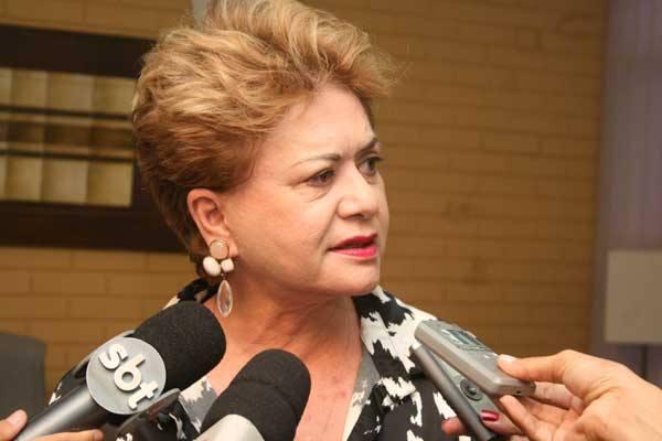 Wilma Faria, governadora do RN