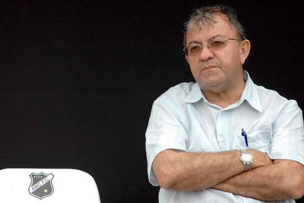 Ex-presidente Judas Tadeu será o assessor especial do futebol do ABC e participa da montagem da equipe para a Série B do Campeonato Brasileiro