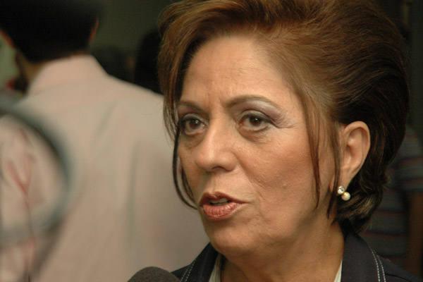 Rosalba  Ciarlini  confirma que agora está  decidida a disputar a sucessão da governadora