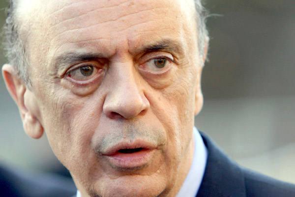 Governador de São Paulo, José Serra (PSDB) continua a liderar as intenções de voto para a Presidência da República