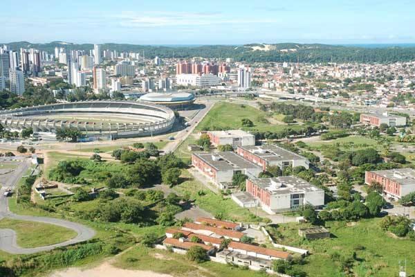 Área do Centro Administrativo será reurbanizada num projeto executado numa parceria com empresas privadas