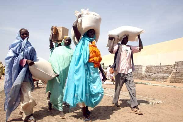 Dos 30 países que pediram auxílio alimentar à FAO vinte são africanos, onde há 265 milhões de famintos