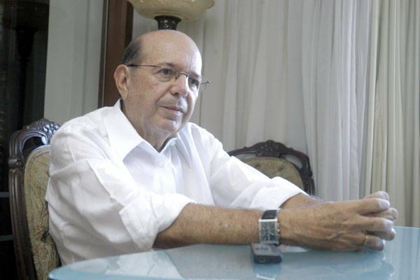 Iberê: 'O esforço do deputado Henrique junto a UP é para unir o grupo'