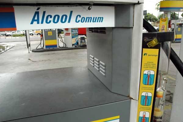 Medida vale para o etanol hidratado, utilizado nos carros do tipo 'flex' ou nos movidos exclusivamente pelo combustível