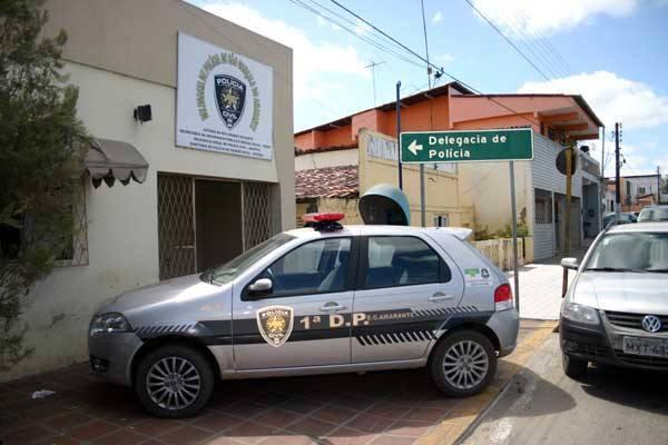 Na delegacia do município aumentam os registros de crimes