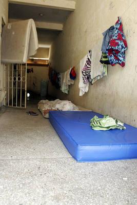 Conforto não é uma palavra comum aos internos do Ceduc Pitimbu