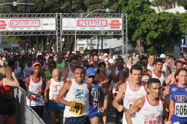 O potiguar José Pereira da Silva, 35 anos, e a paraibana Ednalva Lauriano levaram a melhor