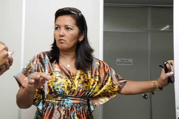 Delegada Sheila Freitas foi designada para apurar o crime